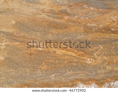 Grunge rust colored marble slab texture - stock photo