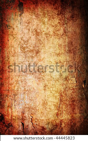 grunge rusted metal background texture for multiple uses