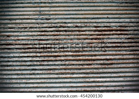 Grunge rusty background with texture - stock photo