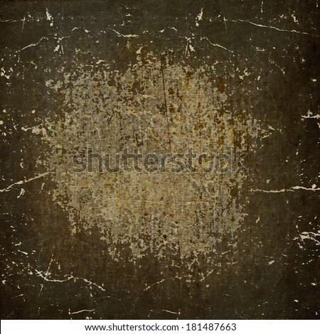 grunge rusty metal texture and background, illustration