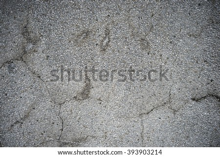 Grunge sand stone wall texture background. - stock photo