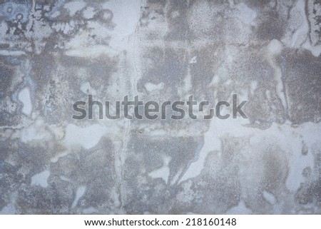 grunge scratched dirty concrete wall, background. - stock photo