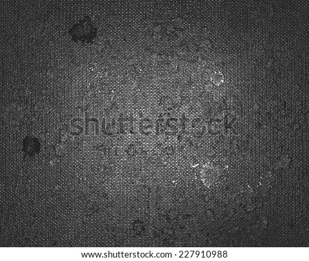 Grunge Silver metal texture - stock photo