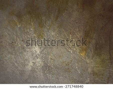 Grunge Silver metal texture - stock photo