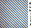 grunge texture background with colorful blue and white stripes - stock photo