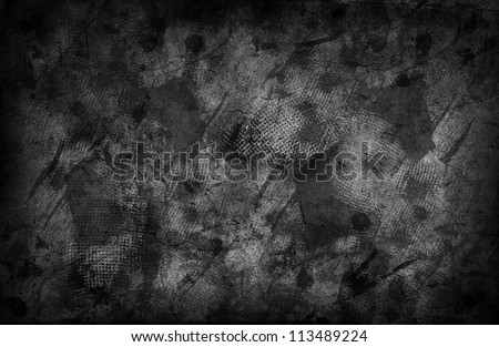 grunge texture. Cracked wall Background - stock photo