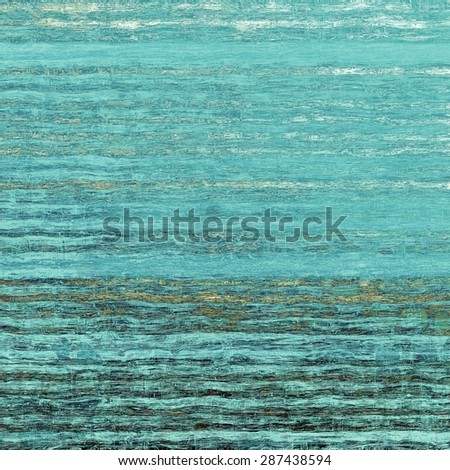 Grunge texture, distressed background. With different color patterns: brown; gray; blue; cyan - stock photo