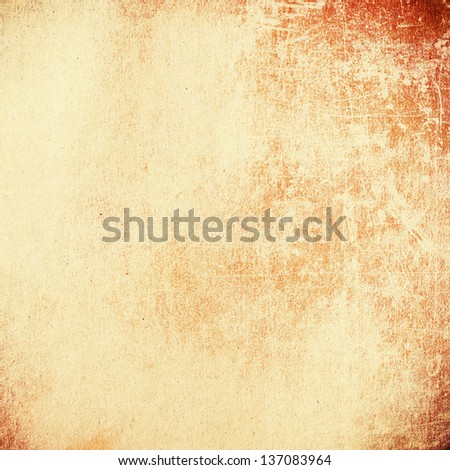 grunge texture, distressed funky background - stock photo