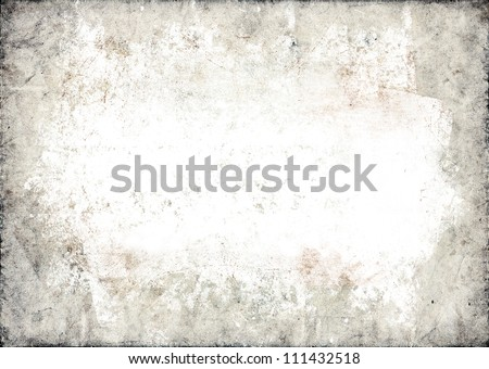 grunge texture, empty space for text - stock photo