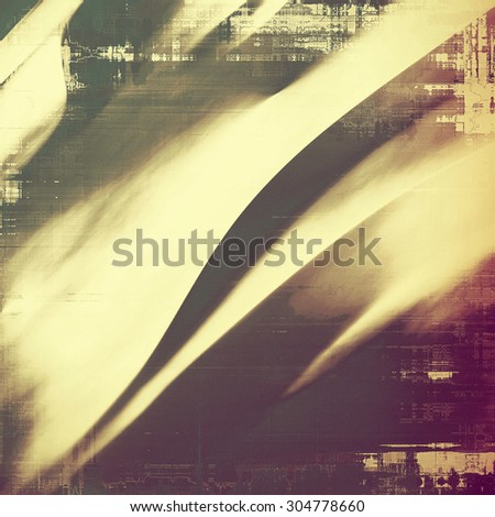 Grunge texture, may be used as background. With different color patterns: yellow (beige); brown; gray; purple (violet) - stock photo