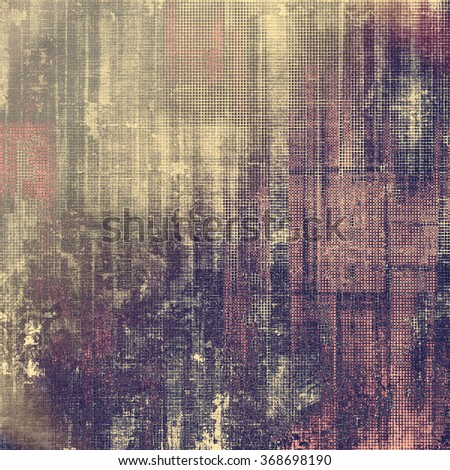 Grunge texture, may be used as background. With different color patterns: yellow (beige); brown; purple (violet); pink; gray