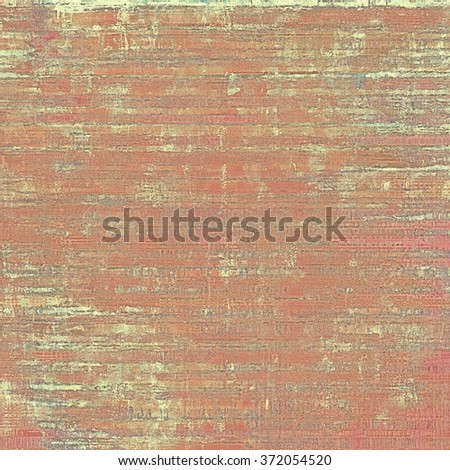 Grunge texture, may be used as retro-style background. With different color patterns: yellow (beige); brown; red (orange); gray; pink - stock photo