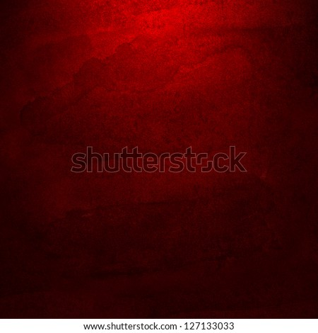 Grunge  texture of a dilapidated wall in a red tone