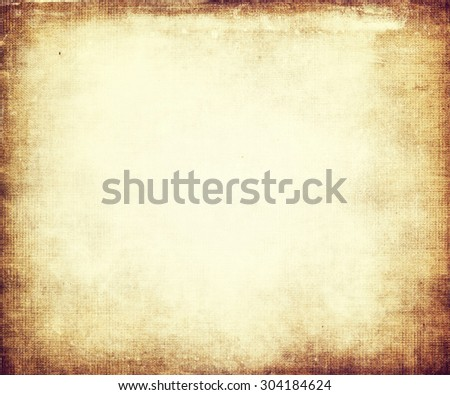 grunge texture of old vintage paper background - stock photo