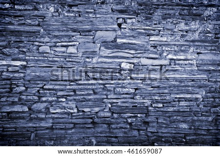 Grunge texture of stone wall background