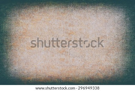 grunge texture of the old cracked paint with rust on metal background - stock photo