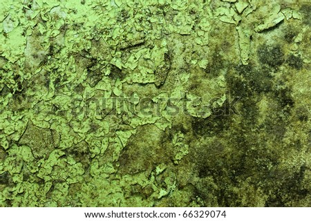 Grunge textured background, scratched into surface. - stock photo