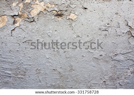 Grunge textures backgrounds. Old cracked wall background. - stock photo