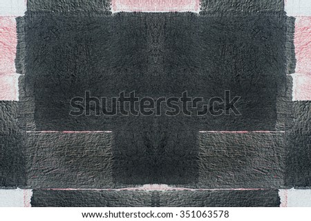 Grunge vintage textured abstract background