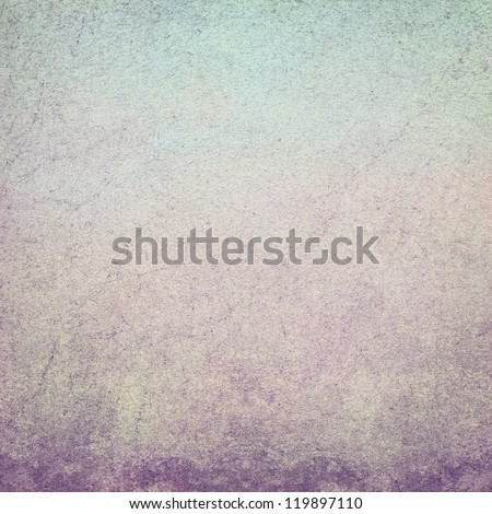 grunge wall background texture lilac color - stock photo