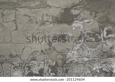 Grunge wall texture as urban background and copy space.