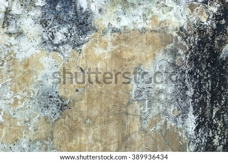 Grunge wall texture background, old paper texture - stock photo