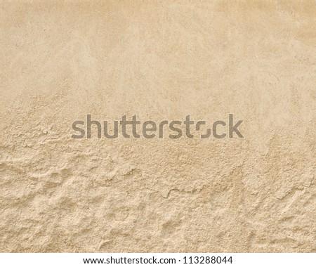Grunge weathered stucco exterior background - stock photo