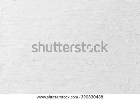Grunge White Background Concrete Old Texture Wall - stock photo