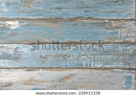Grunge wood texture background - stock photo