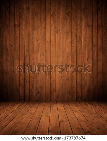 grunge wooden interior room. other images for commercials in my gallery.