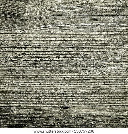 grunge wooden wall texture - stock photo