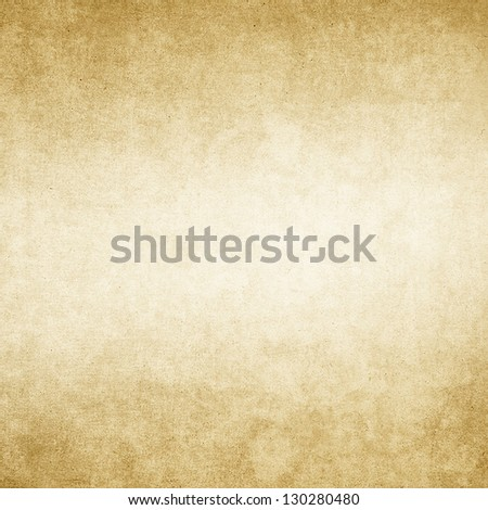 Grunge yellow background with space for text - stock photo