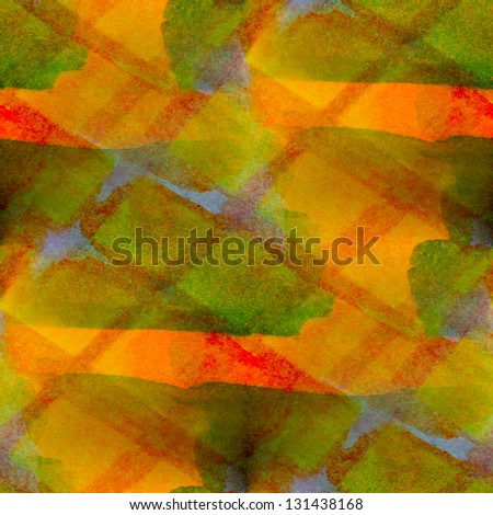 grunge yellow, green band texture, watercolor seamless, band background drawn background, business background, abstract retro background