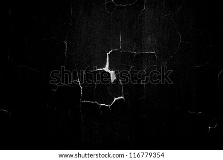 Grungy and cracked wall texture