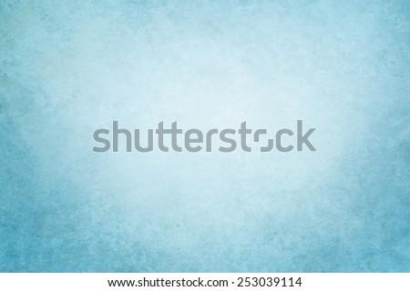 grungy blue background - stock photo