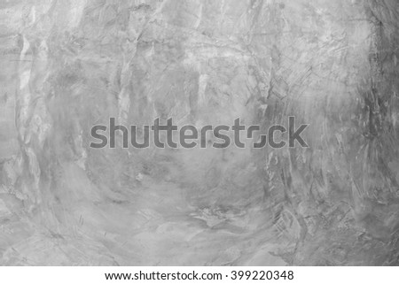 Grungy concrete wall texture background. Concrete dirty with moldy, Stucco gray wall, Cement texture or construction. - stock photo