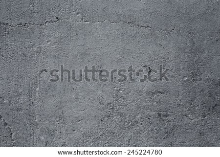 Grungy grey texture may used as background