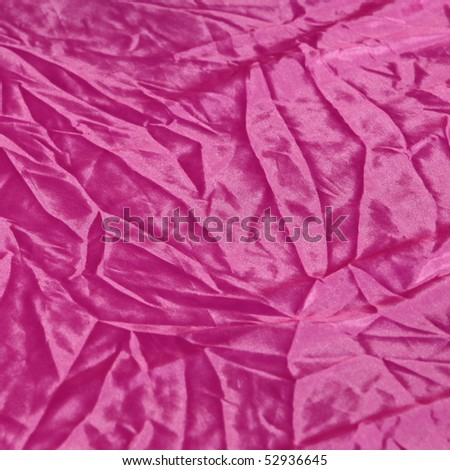 Grungy pink fabric background