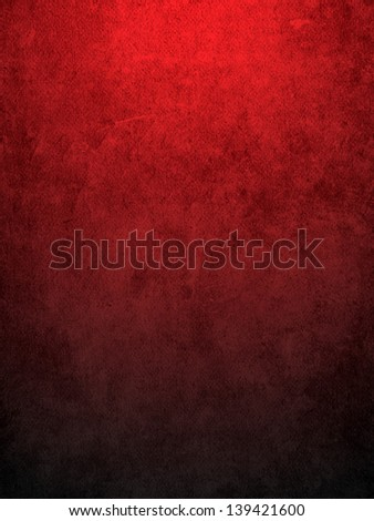 Grungy section of wall ideal for backgrounds and fabrics. - stock photo