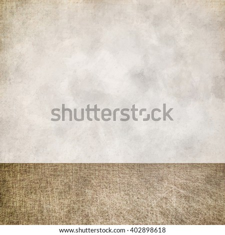 Grungy section of wall ideal for backgrounds and fabrics.