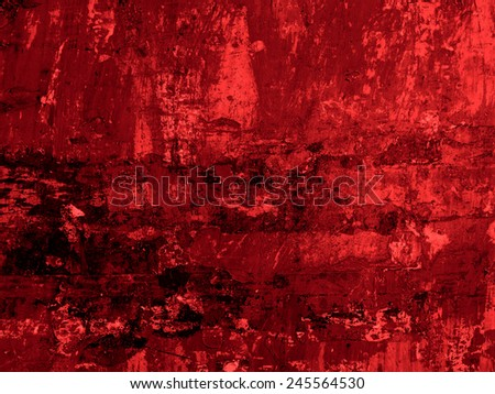 grungy texture of old metal wall - stock photo