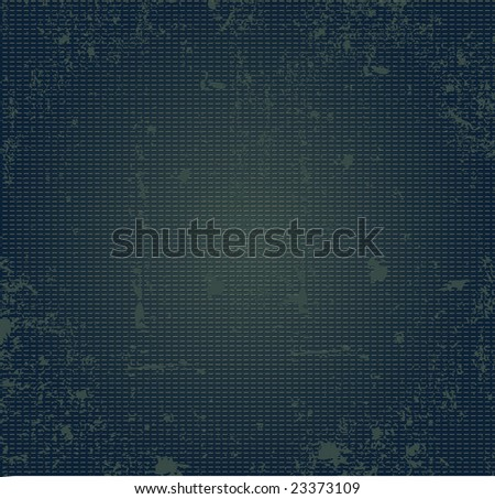 Grungy vector background illustration