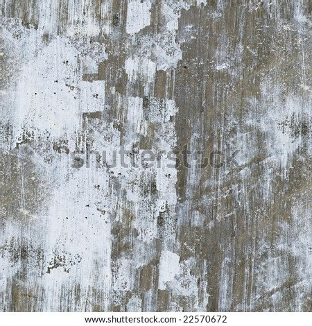 grungy wall texture, seamless - stock photo