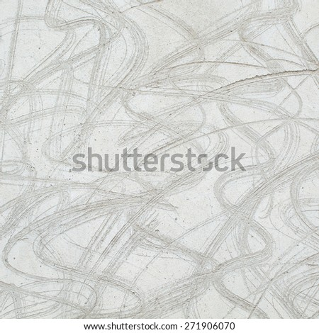 Grungy white and grey background of natural cement or stone old texture as a retro pattern layout. It is a concept, conceptual or metaphor wall banner, grunge, material, aged, rust or construction. - stock photo