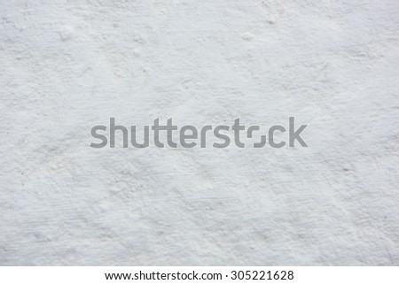Grungy white concrete wall background. - stock photo