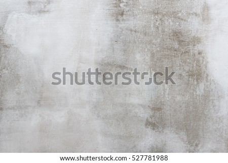 Grungy white concrete wall background. Stone texture