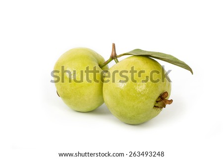 guava fruit,tropical fruit