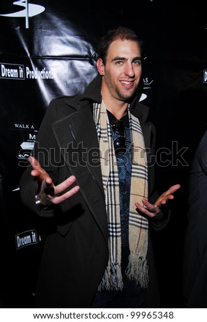 "Guest at Bridgetta Tomarchio's Kasanova Cover launch and ""Walk a Mile In My Pradas"" film party, Harry O's, Park City, UT. 01-24-11"