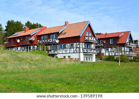 Guest houses in Nida, Lithuania