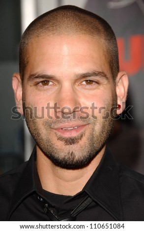 "Guillermo Diaz at the Los Angeles Premiere of ""Superbad"". Grauman's Chinese Theatre, Hollywood, CA. 08-13-07"